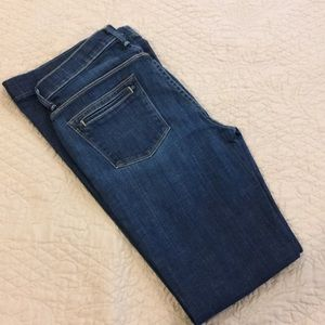 7 for all Mankind buttonfly flare size 28 Like new